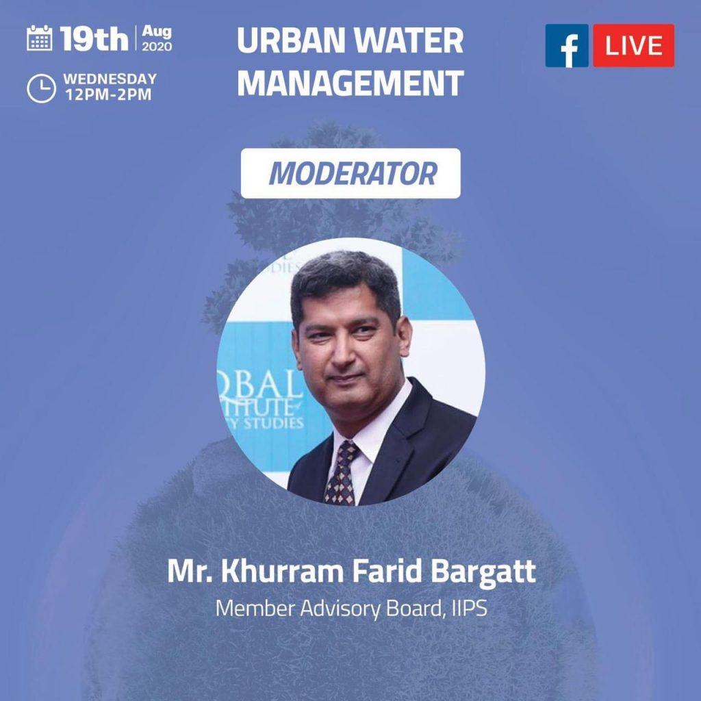 Mr Khurram Farid Bargatt