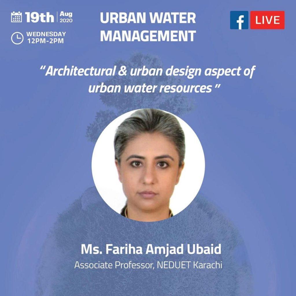 Ms Fariha Amjad Ubaid