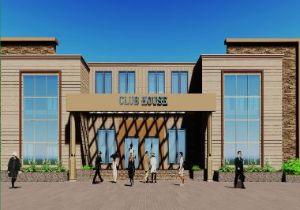 4 club house