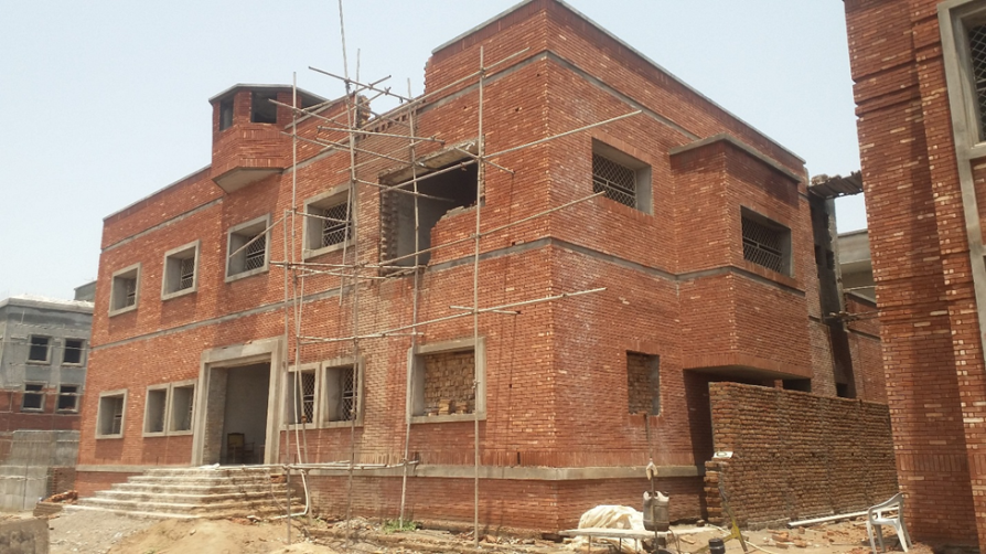 CONSTRUCTION OF REGIONAL OFFICE CTD, SARGODHA